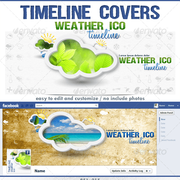 Fb Timeline Weather Ico
