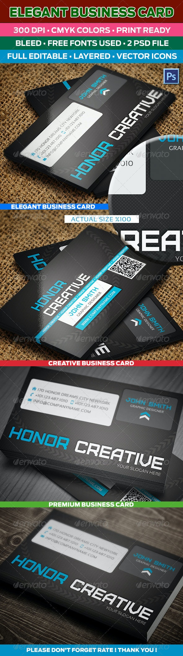 Creative Business Card 71 - Creative Business Cards