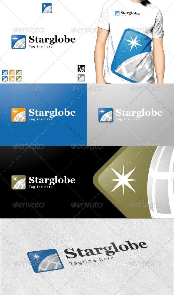 Starglobe Logo - Vector Abstract