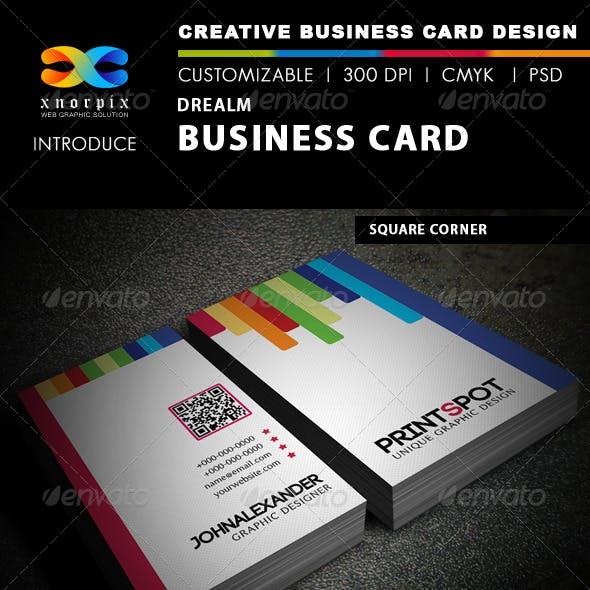 Dream Business Card