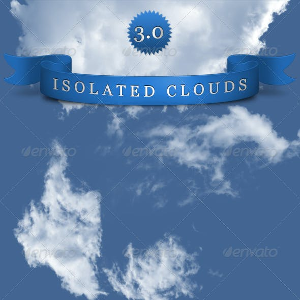 Isolated Clouds 3.0