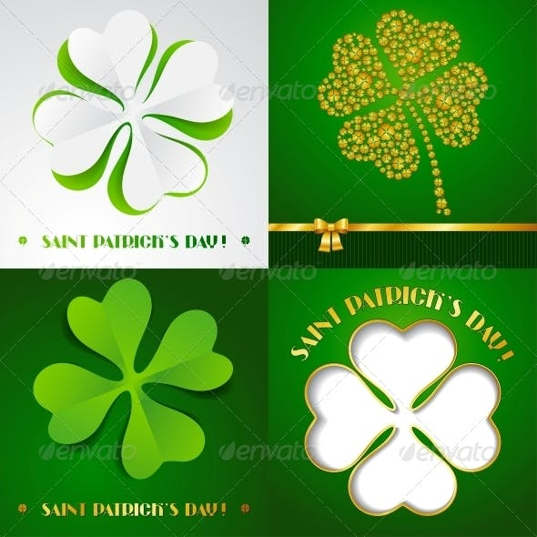 Saint Patrick's Day Backgrounds.