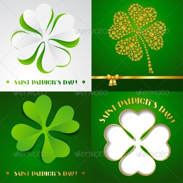 Saint Patrick's Day Backgrounds. - Flowers & Plants Nature