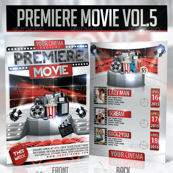 Premiere Movie Vol5