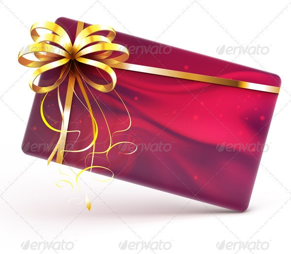 Gift Card - Decorative Vectors
