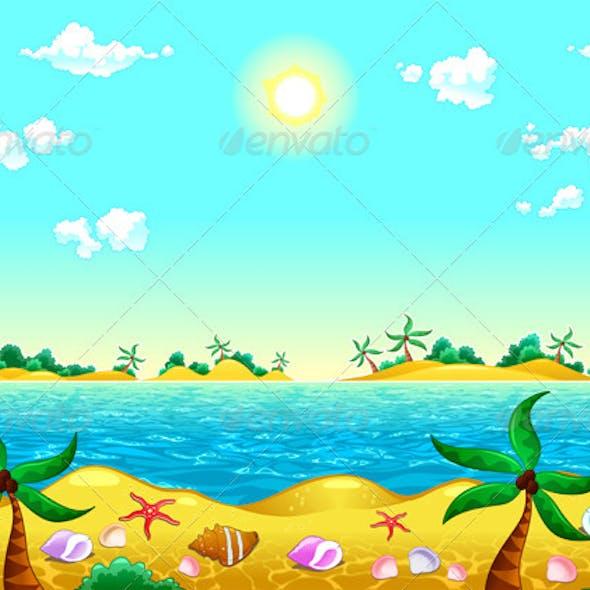 Seashore and Ocean