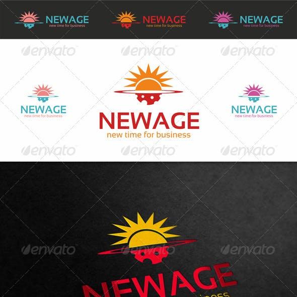 New Age Logo