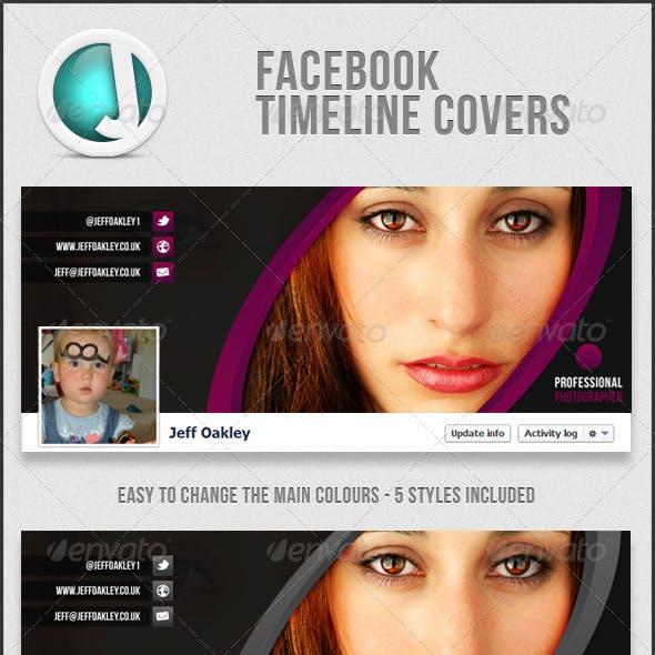 Creative Fb Timelines Kit