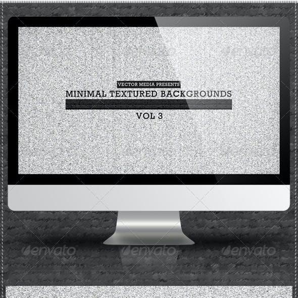Minimal Textured Backgrounds - Vol 3