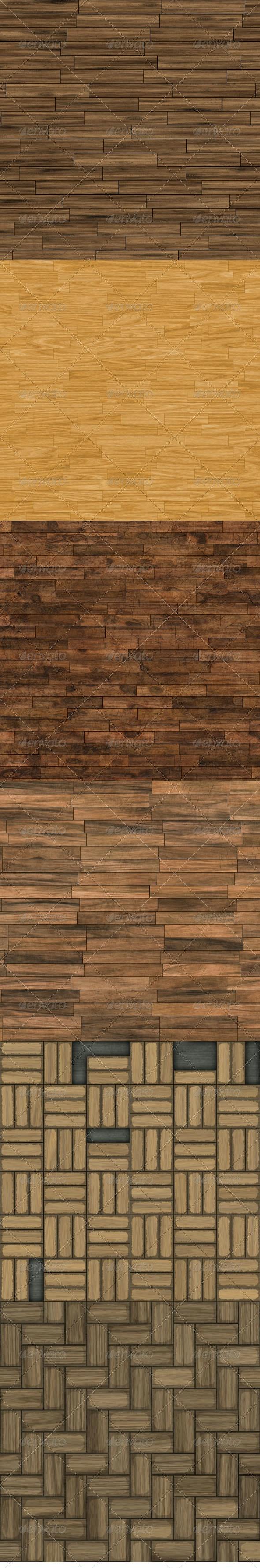 Wooden Backgrounds - Wood Textures