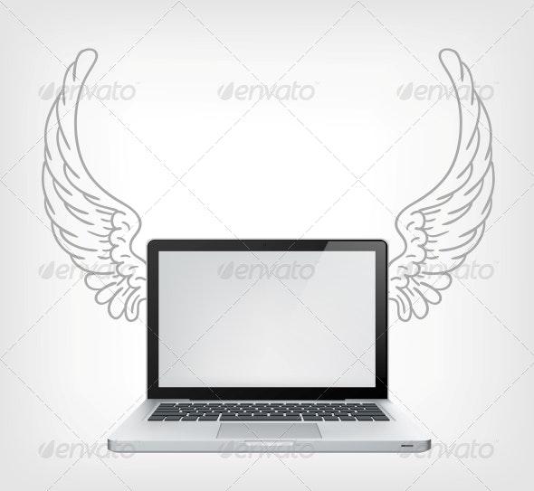 Laptop PC - Computers Technology