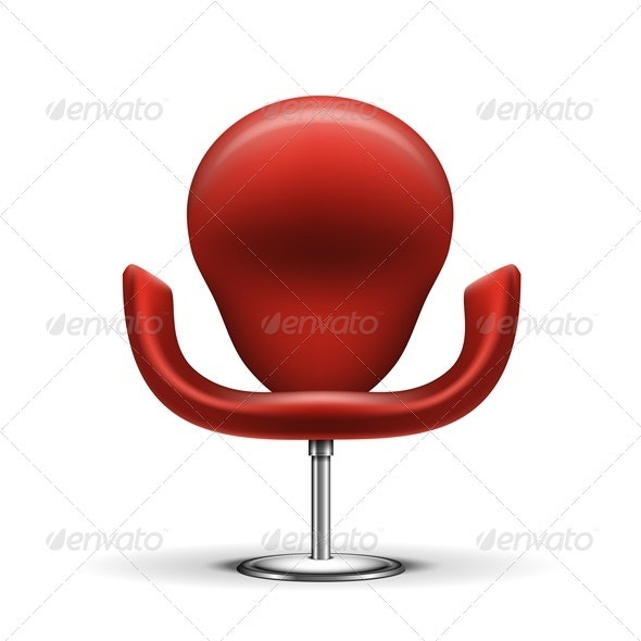 Modern Chair - Objects Vectors