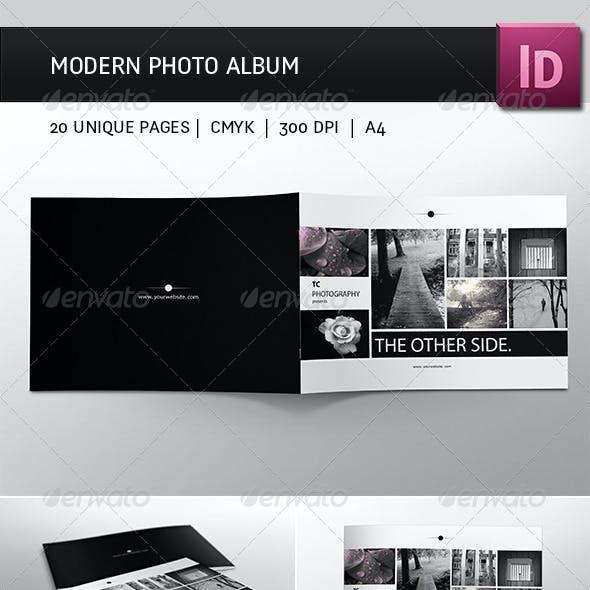 Modern Photo Album