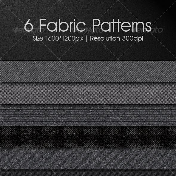 6 Fabric Patterns