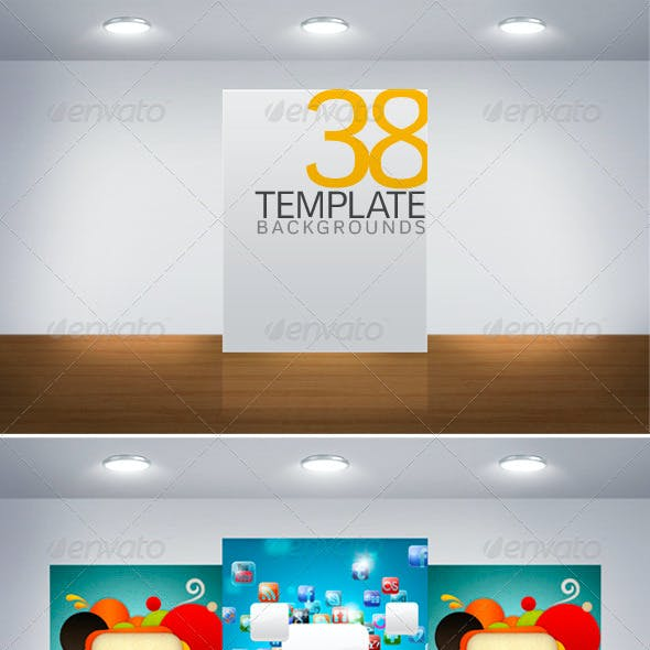 Template Backgrounds