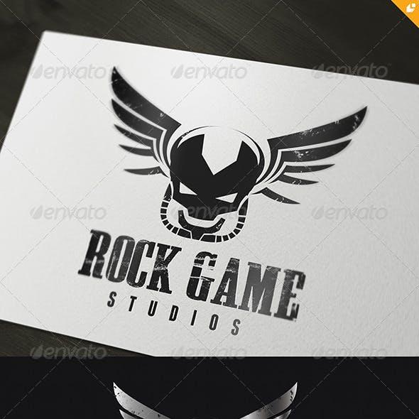 Rock Game Logo
