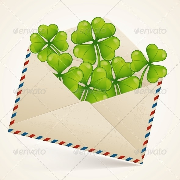 Saint Patrick's Day Background. - Flowers & Plants Nature