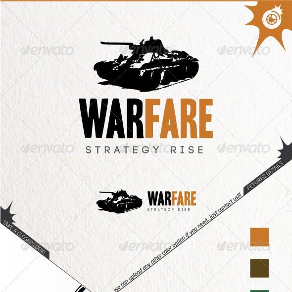 Warfare Logo