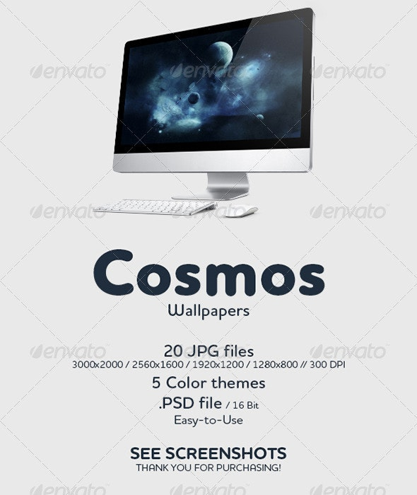 Cosmos Wallpaper - Backgrounds Graphics
