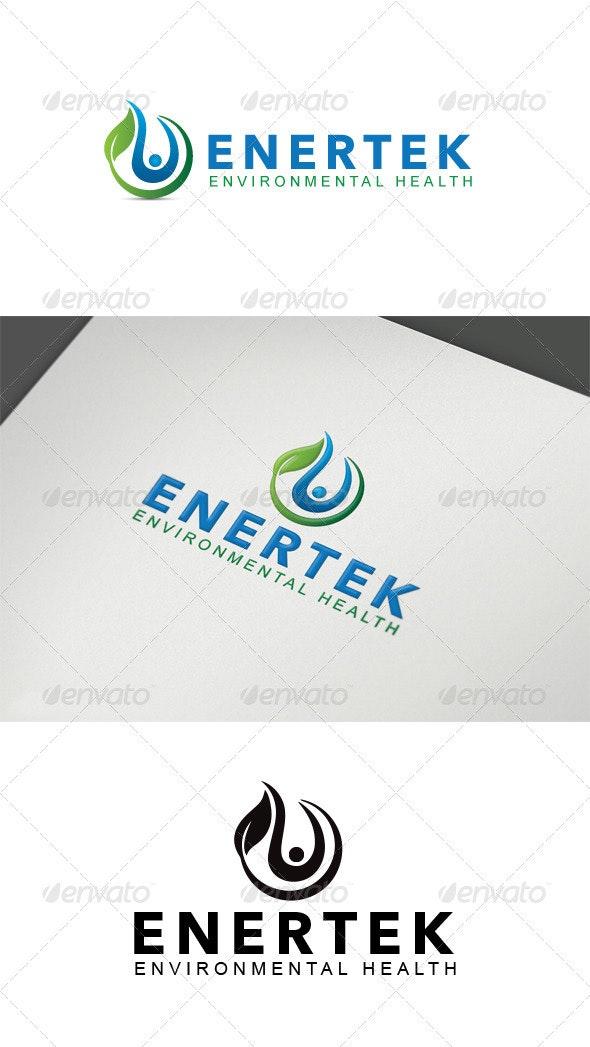 Enertex Logo - Nature Logo Templates