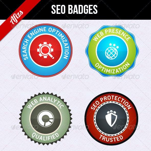 SEO Badges