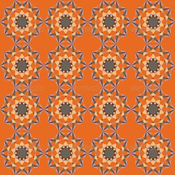 Abstract pattern seamless - Patterns Decorative