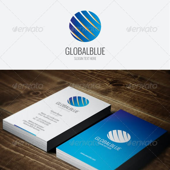 GlobalBlue Business Cards