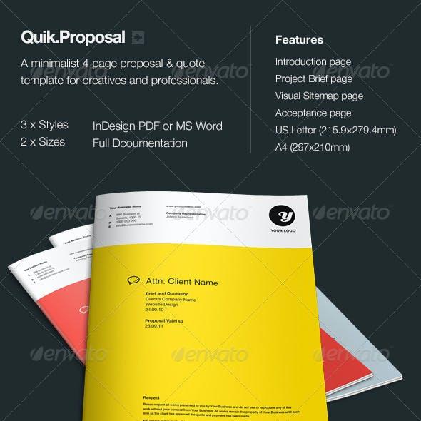 Quik.Proposal