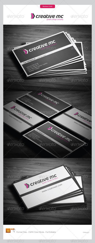 Corporate Business Cards 280 - Corporate Business Cards
