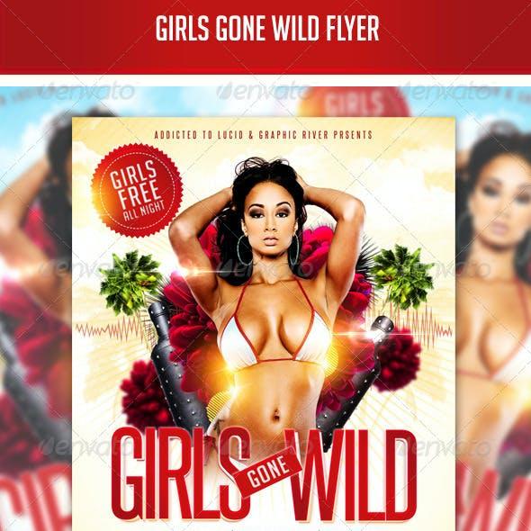 Girls Gone Wild Flyer