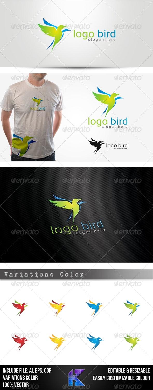 Logo Bird - Animals Logo Templates