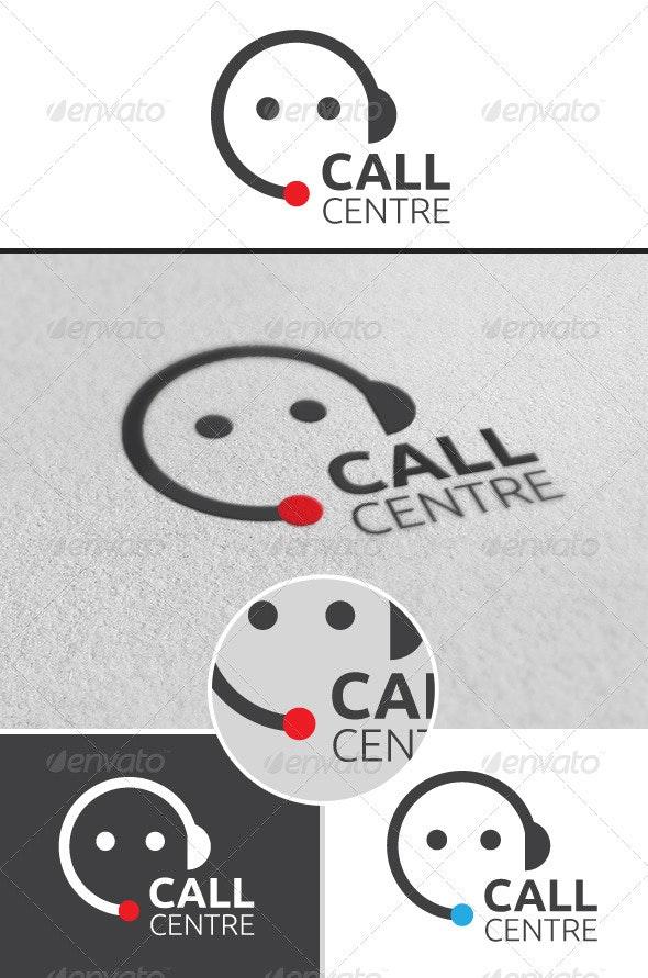 Call Center Logo - Logo Templates