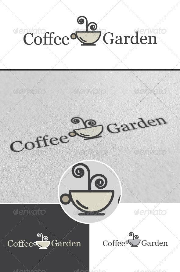 Coffee Garden Logo - Logo Templates