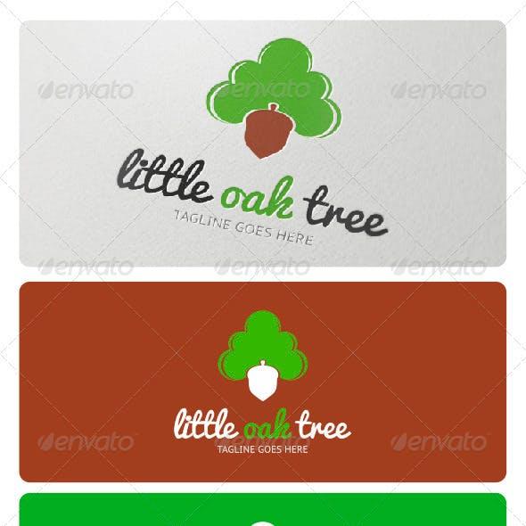 Little Oak Tree Logo