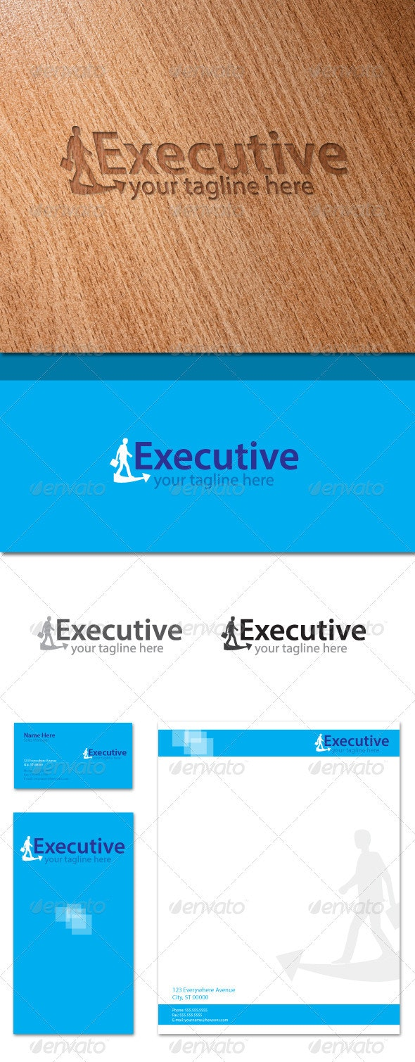 Logo Executive - Symbols Logo Templates