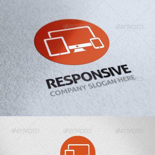 Responsive Logo Template