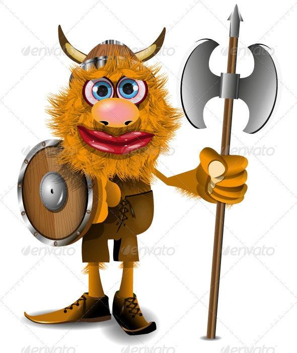Good Viking - People Characters
