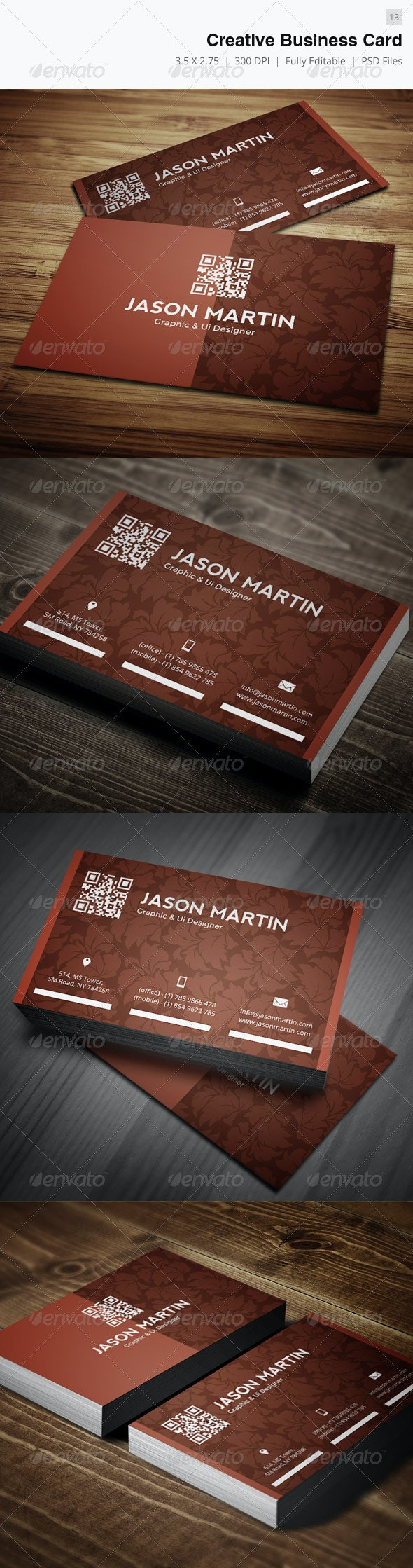 Creative Business Card - 13 - Creative Business Cards