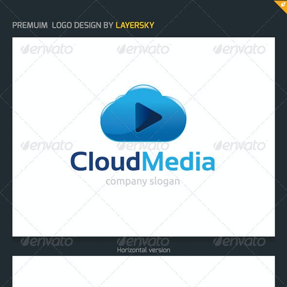Cloud Media Logo