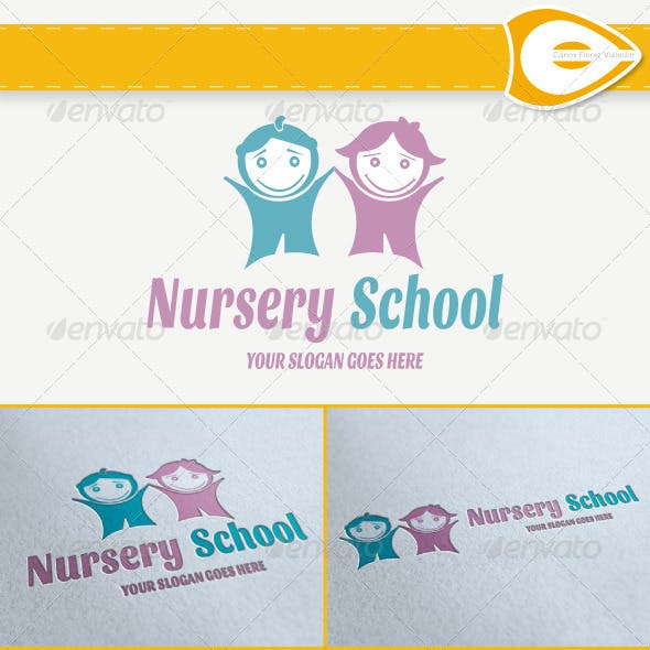 Nursery School Logo
