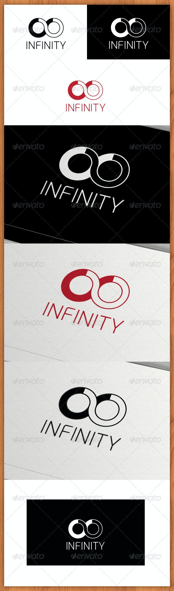 Infiniti Logotype - Symbols Logo Templates