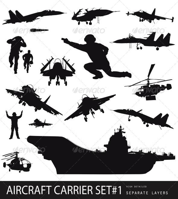 Military - Travel Conceptual