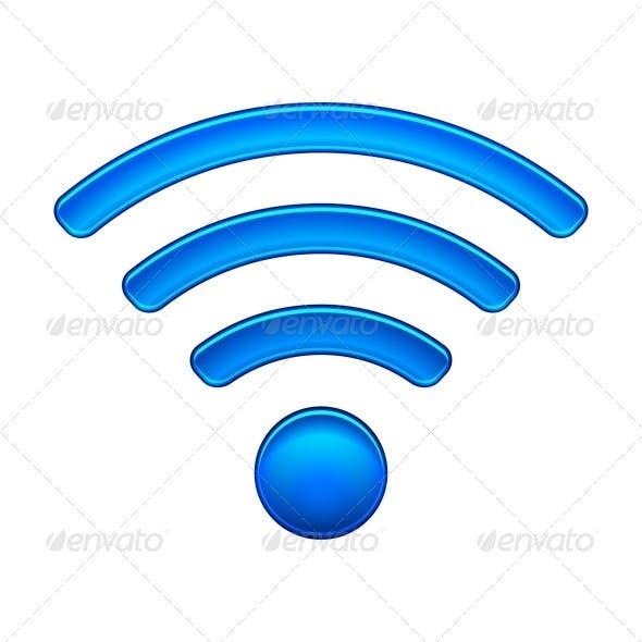 Wireless Network Wifi Icon