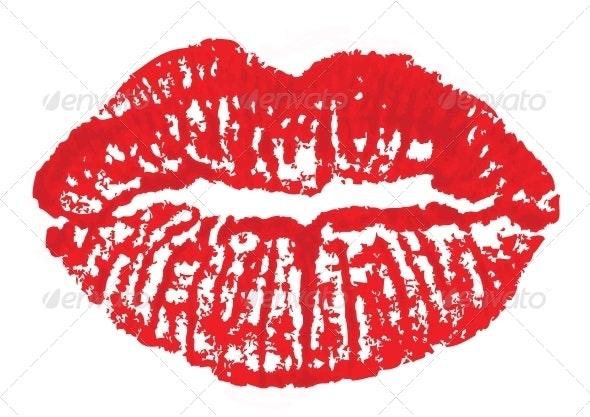 Lips - Valentines Seasons/Holidays
