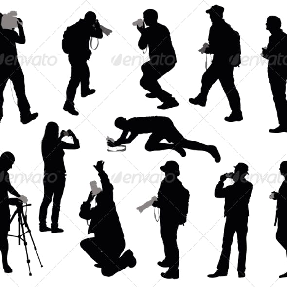 Cameramen Set