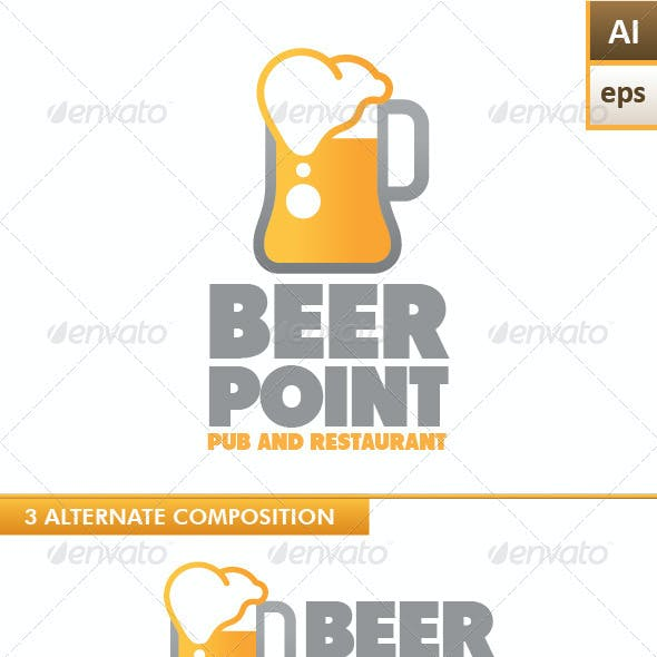 Beer Point Logo