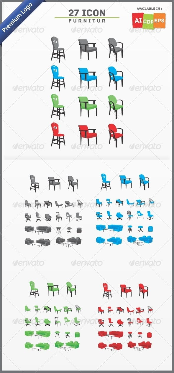 27 Icon Furnitue