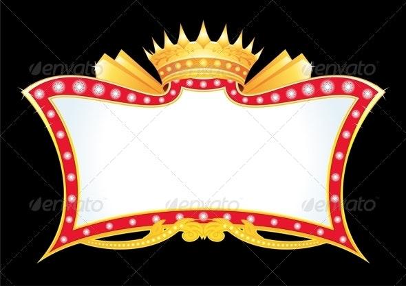 Royal Announcement - Decorative Symbols Decorative