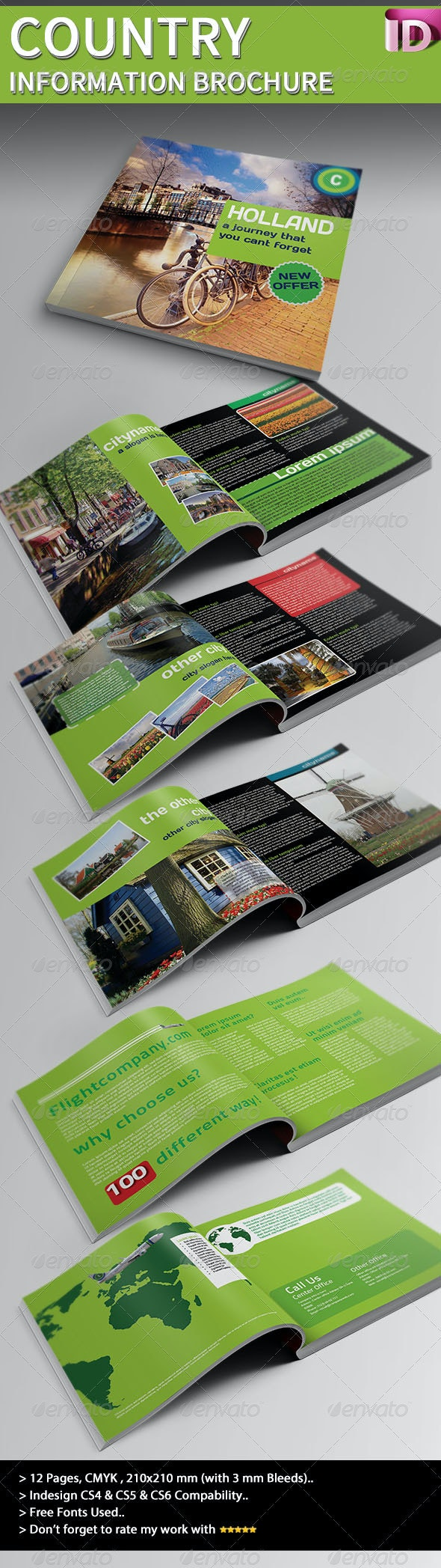 Country Information Brochure - Corporate Brochures