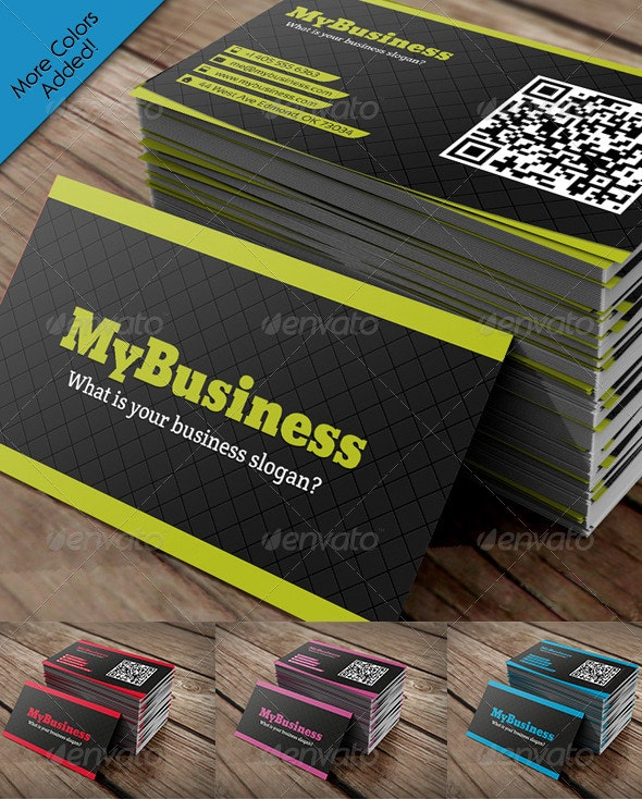 MyBusiness Card - Corporate Business Cards